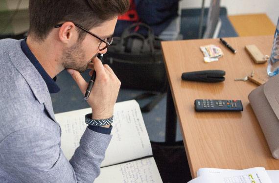 Stefan Hofbauer, Experte für Brand Code Analytics
