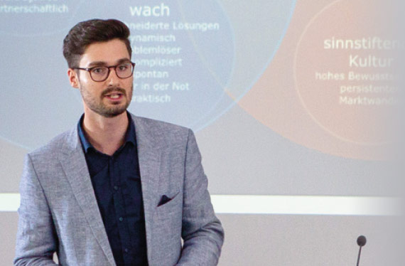 Stefan Hofbauer, Splitterfähige Marke