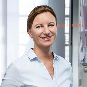 Barbara König, Portrait, Bereich ZUP-Team