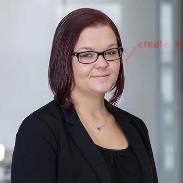 Christine Müller, Portrait, Bereich ZUP-Team