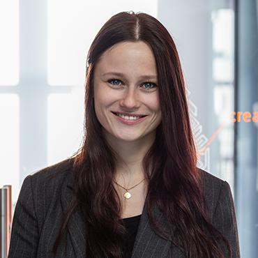 Jenny Schnitzer, Portrait, Bereich ZUP-Team