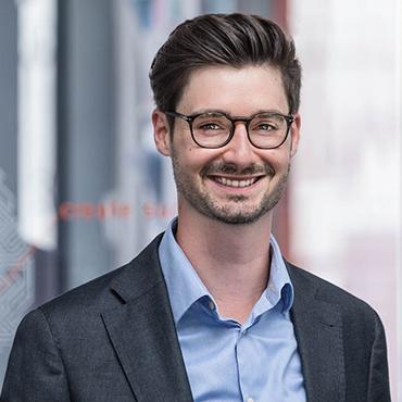 Stefan Hofbauer, Portrait, Bereich ZUP-Team